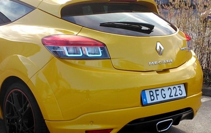 Renault Megane RS 265 2014 (33)