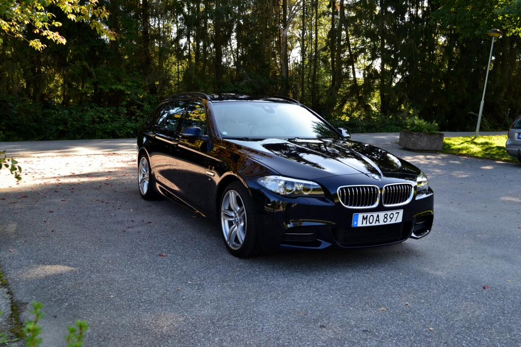 test av bmw 520d xdrive touring. Black Bedroom Furniture Sets. Home Design Ideas