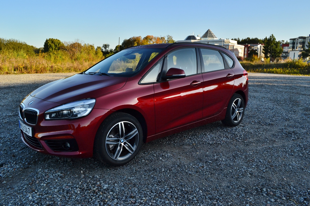 Test BMW 218i active touring (2)