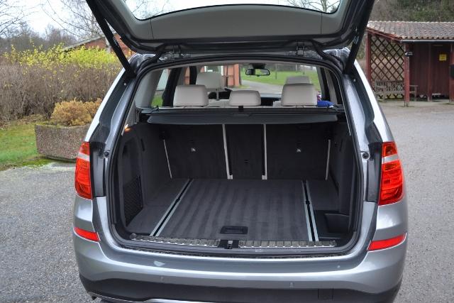 BMW X3 xDrive20d (12)