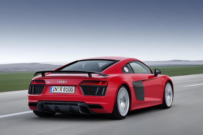 Audi R8 supersportbil