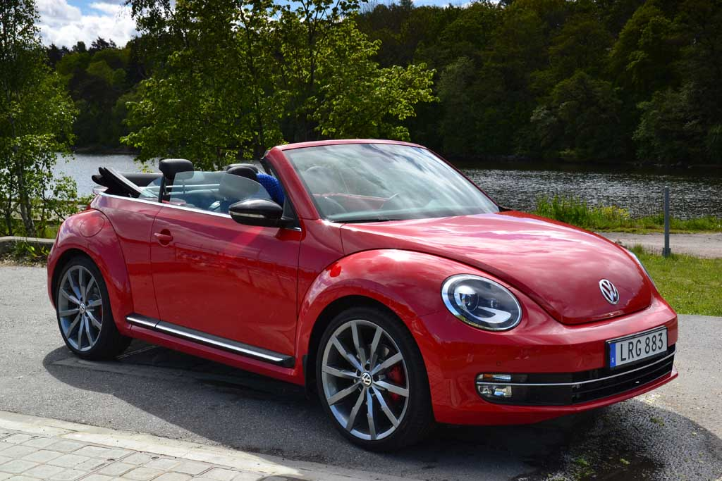 Volkswagen Beetle GT 2016 (17) 1024