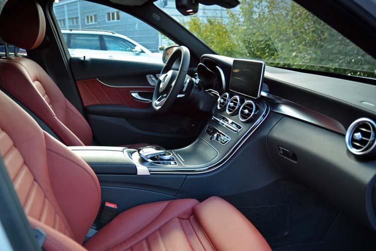 Mercedes C450 AMG 2015  (4) 750