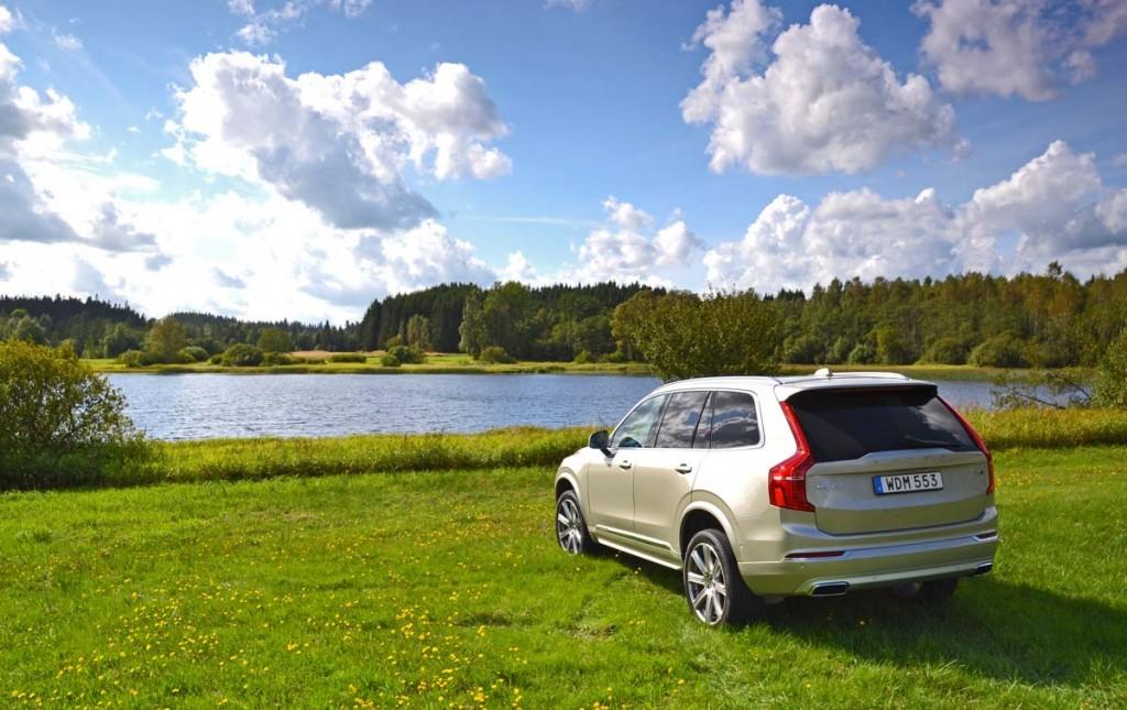 Volvo XC90 2015 (37) 1200