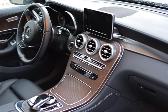 Mercedes GLC 220d 2015 (36)640