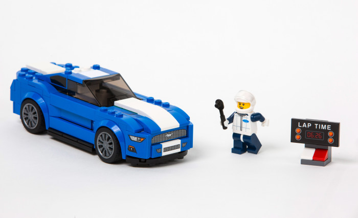 Lego Ford Mustang 2015