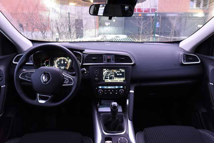 Renault Kadjar 2016 (34)750
