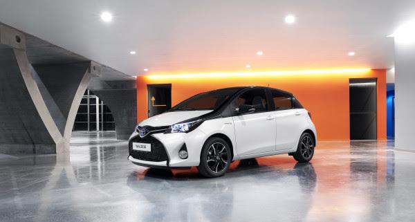 Toyota Yaris 2016 Style