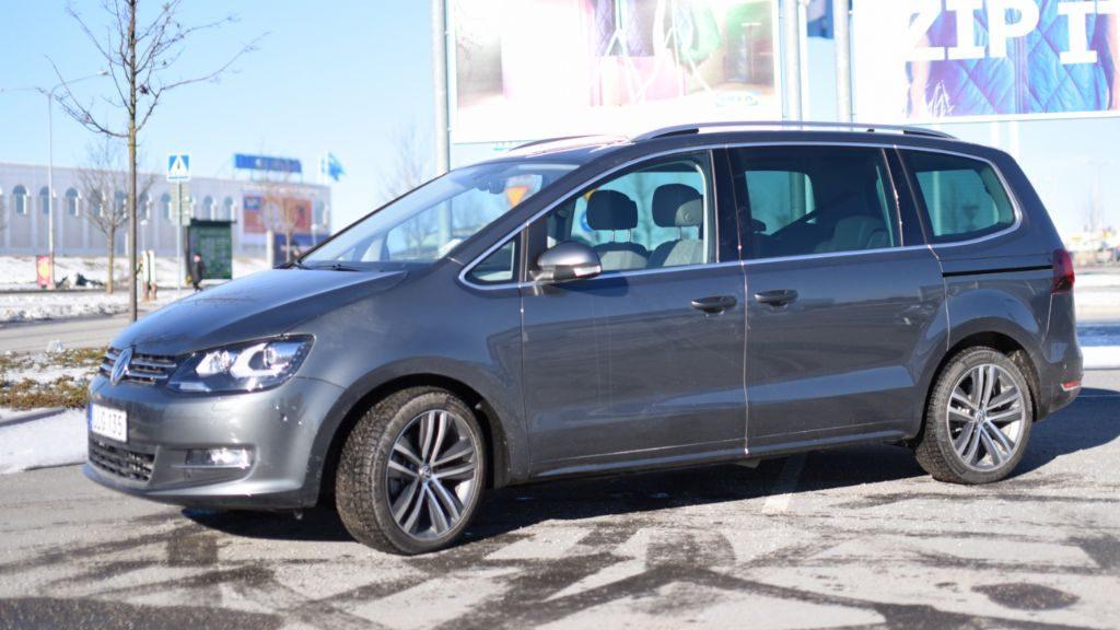 Volkswagen Sharan 2017 (3)