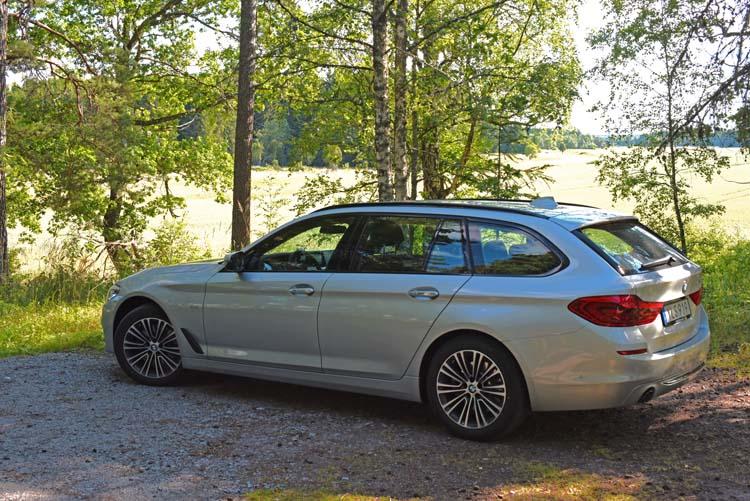 BMW 520d 2017 (24)e